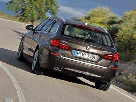 Ver foto 8 de BMW Serie 5 530d xDrive Touring Modern Line 2013