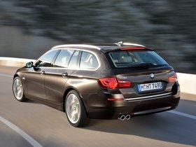Ver foto 4 de BMW Serie 5 530d xDrive Touring Modern Line 2013