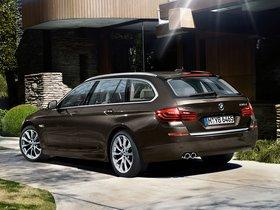 Ver foto 3 de BMW Serie 5 530d xDrive Touring Modern Line 2013