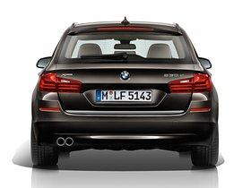 Ver foto 21 de BMW Serie 5 530d xDrive Touring Modern Line 2013