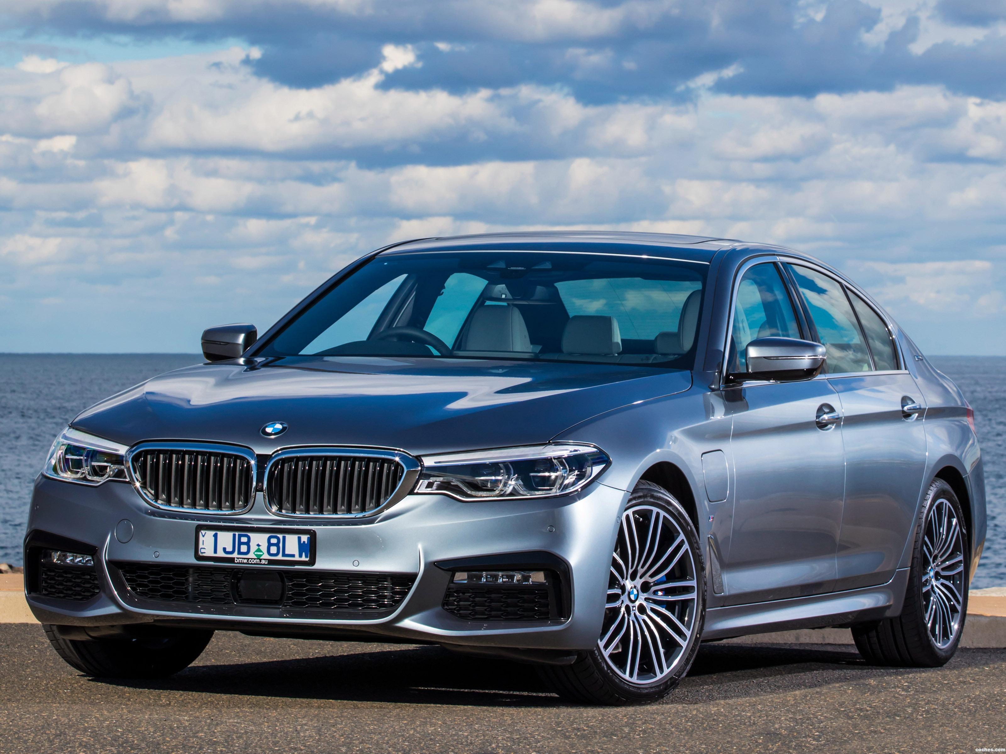 Foto 14 de BMW Serie 5 530e M Sport Australia 2017