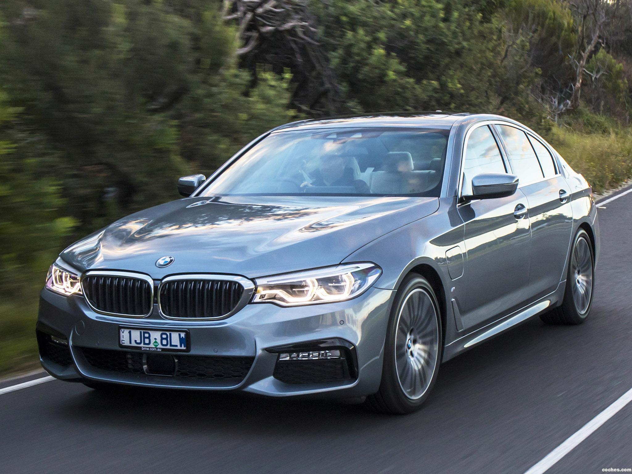 Foto 12 de BMW Serie 5 530e M Sport Australia 2017