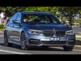 Ver foto 8 de BMW Serie 5 530e M Sport Australia 2017