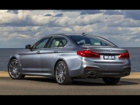 Ver foto 7 de BMW Serie 5 530e M Sport Australia 2017