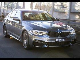 Ver foto 6 de BMW Serie 5 530e M Sport Australia 2017