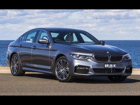 Ver foto 5 de BMW Serie 5 530e M Sport Australia 2017