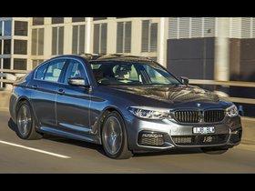 Ver foto 4 de BMW Serie 5 530e M Sport Australia 2017