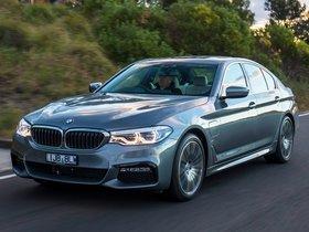 Ver foto 3 de BMW Serie 5 530e M Sport Australia 2017