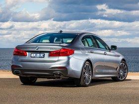 Ver foto 2 de BMW Serie 5 530e M Sport Australia 2017
