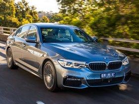 Ver foto 1 de BMW Serie 5 530e M Sport Australia 2017