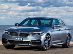 Ver foto 15 de BMW Serie 5 530e M Sport Australia 2017