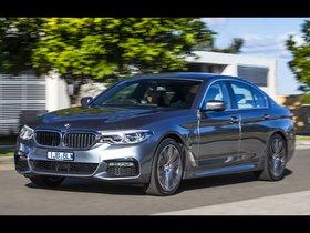 Ver foto 14 de BMW Serie 5 530e M Sport Australia 2017