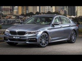 Ver foto 11 de BMW Serie 5 530e M Sport Australia 2017