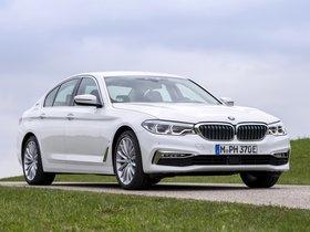 Ver foto 12 de BMW Serie 5 530e iPerformance  2017