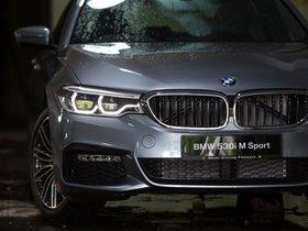 Ver foto 12 de BMW Serie 5 530i M Sport 2017