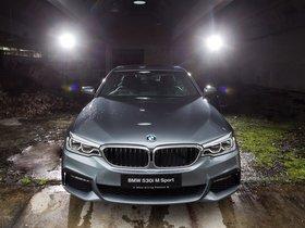 Ver foto 9 de BMW Serie 5 530i M Sport 2017
