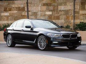 Ver foto 2 de BMW Serie 5 530i M Sport USA 2017