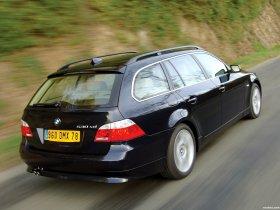 Ver foto 5 de BMW 5-Series 530xd Touring E61 2005