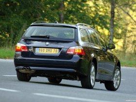 Ver foto 4 de BMW 5-Series 530xd Touring E61 2005