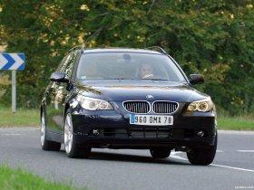 Ver foto 3 de BMW 5-Series 530xd Touring E61 2005
