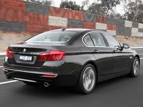 Ver foto 2 de BMW Serie 5 535d Sedan F10 Australia 2013