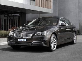 Fotos de BMW Serie 5 535d Sedan F10 Australia 2013
