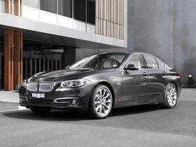 Ver foto 10 de BMW Serie 5 535d Sedan F10 Australia 2013