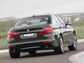 Ver foto 9 de BMW Serie 5 535d Sedan F10 Australia 2013