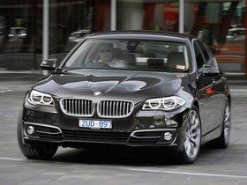 Ver foto 8 de BMW Serie 5 535d Sedan F10 Australia 2013