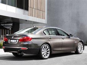 Ver foto 7 de BMW Serie 5 535d Sedan F10 Australia 2013