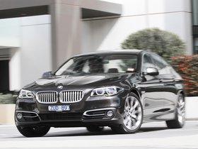 Ver foto 5 de BMW Serie 5 535d Sedan F10 Australia 2013