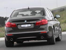 Ver foto 4 de BMW Serie 5 535d Sedan F10 Australia 2013