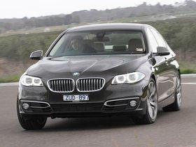 Ver foto 3 de BMW Serie 5 535d Sedan F10 Australia 2013