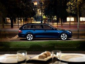 Ver foto 5 de BMW Serie 5 535d Touring E61 2004
