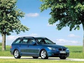 Ver foto 2 de BMW Serie 5 535d Touring E61 2004