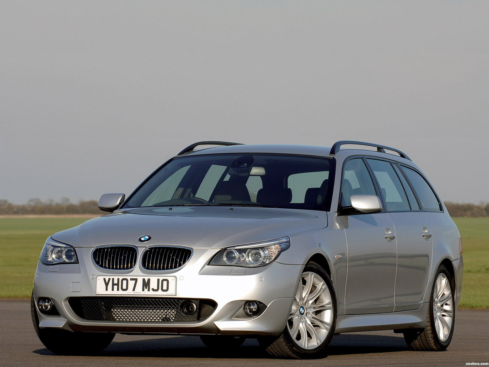 Foto 0 de BMW Serie 5 535d Touring M Sports Package UK E61 2005