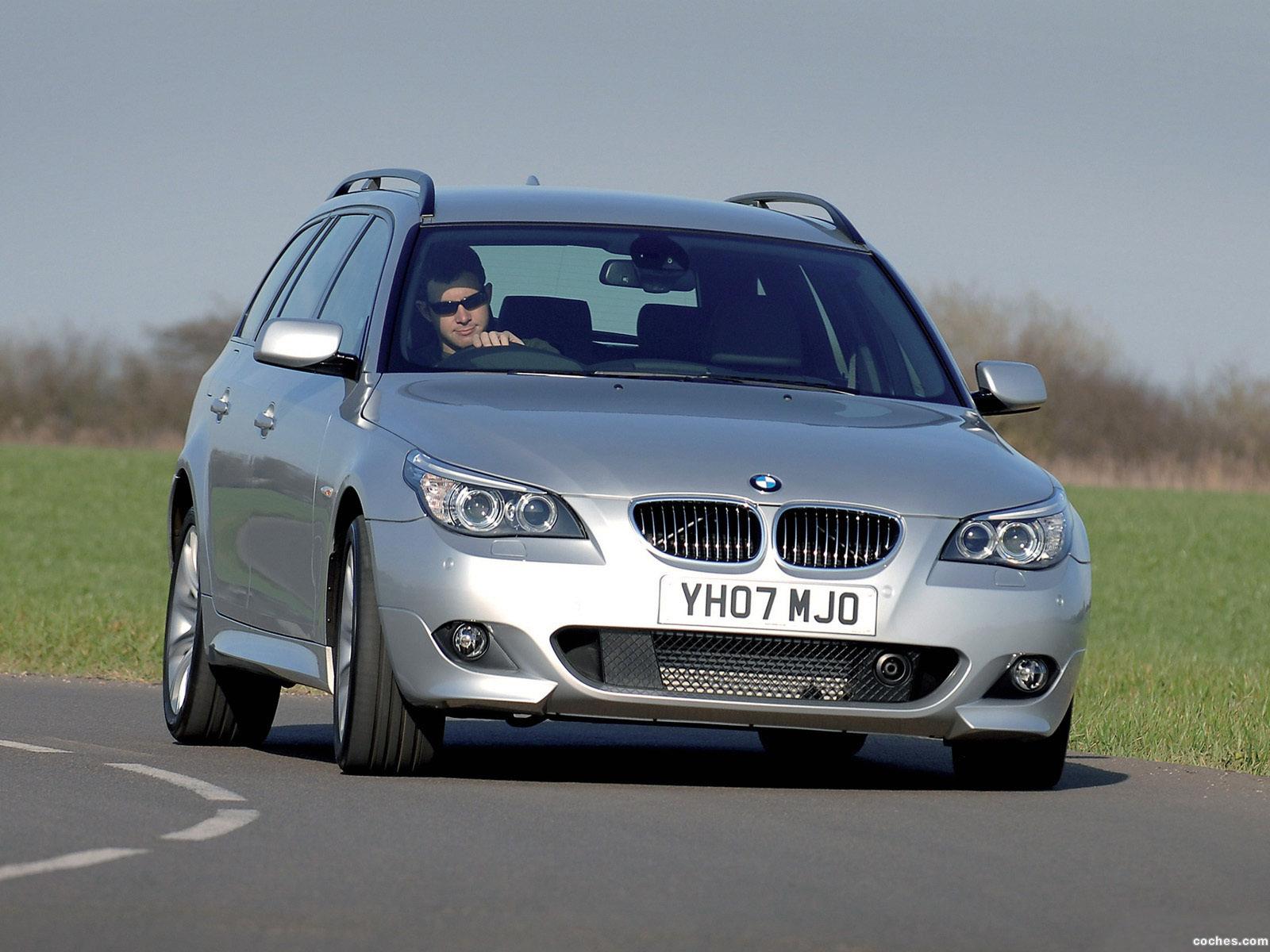 Foto 2 de BMW Serie 5 535d Touring M Sports Package UK E61 2005