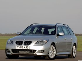 Fotos de BMW Serie 5 535d Touring M Sports Package UK E61 2005