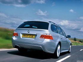 Ver foto 8 de BMW Serie 5 535d Touring M Sports Package UK E61 2005