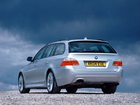 Ver foto 7 de BMW Serie 5 535d Touring M Sports Package UK E61 2005