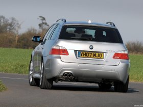 Ver foto 5 de BMW Serie 5 535d Touring M Sports Package UK E61 2005