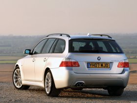 Ver foto 4 de BMW Serie 5 535d Touring M Sports Package UK E61 2005