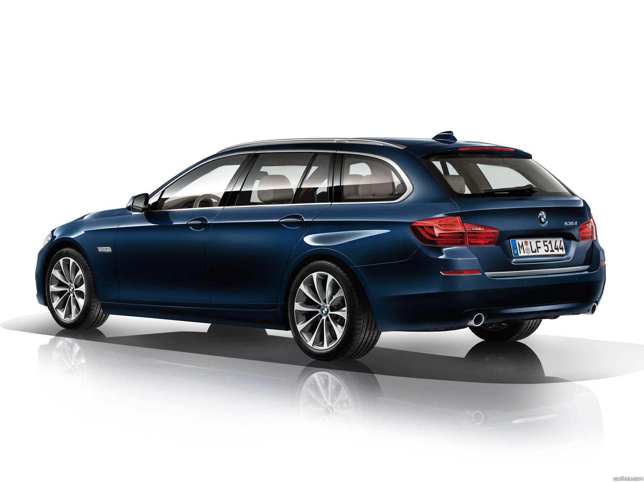 Foto 1 de BMW Serie 5 535d Touring Modern Line 2013