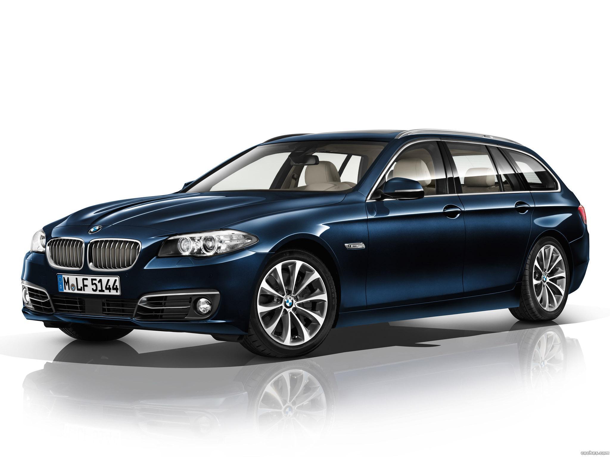 Foto 0 de BMW Serie 5 535d Touring Modern Line 2013