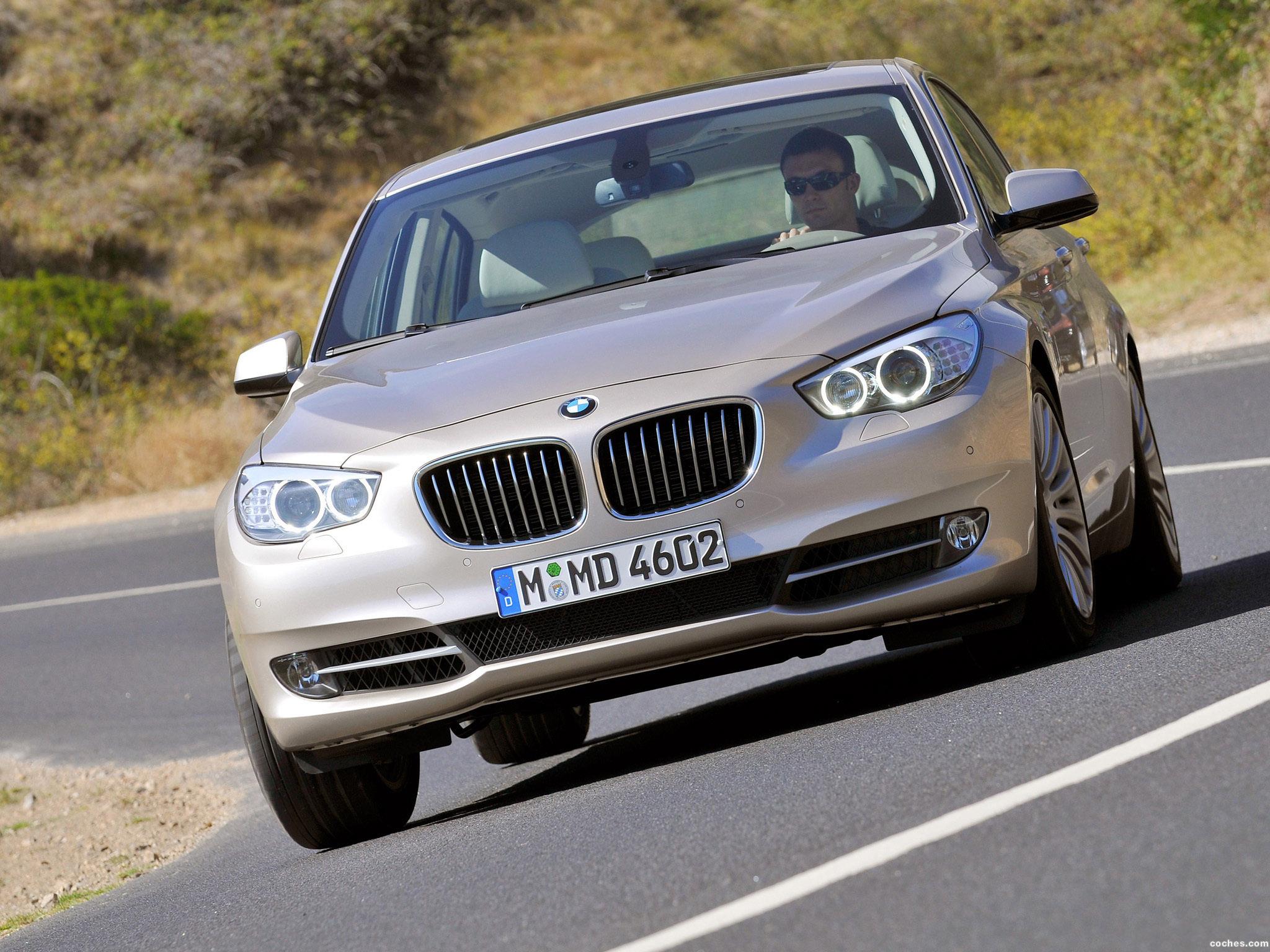 Foto 0 de BMW Serie 5 535i Gran Turismo F07 2009