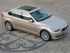 Ver foto 10 de BMW Serie 5 535i Gran Turismo F07 2009