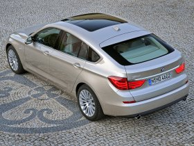 Ver foto 9 de BMW Serie 5 535i Gran Turismo F07 2009