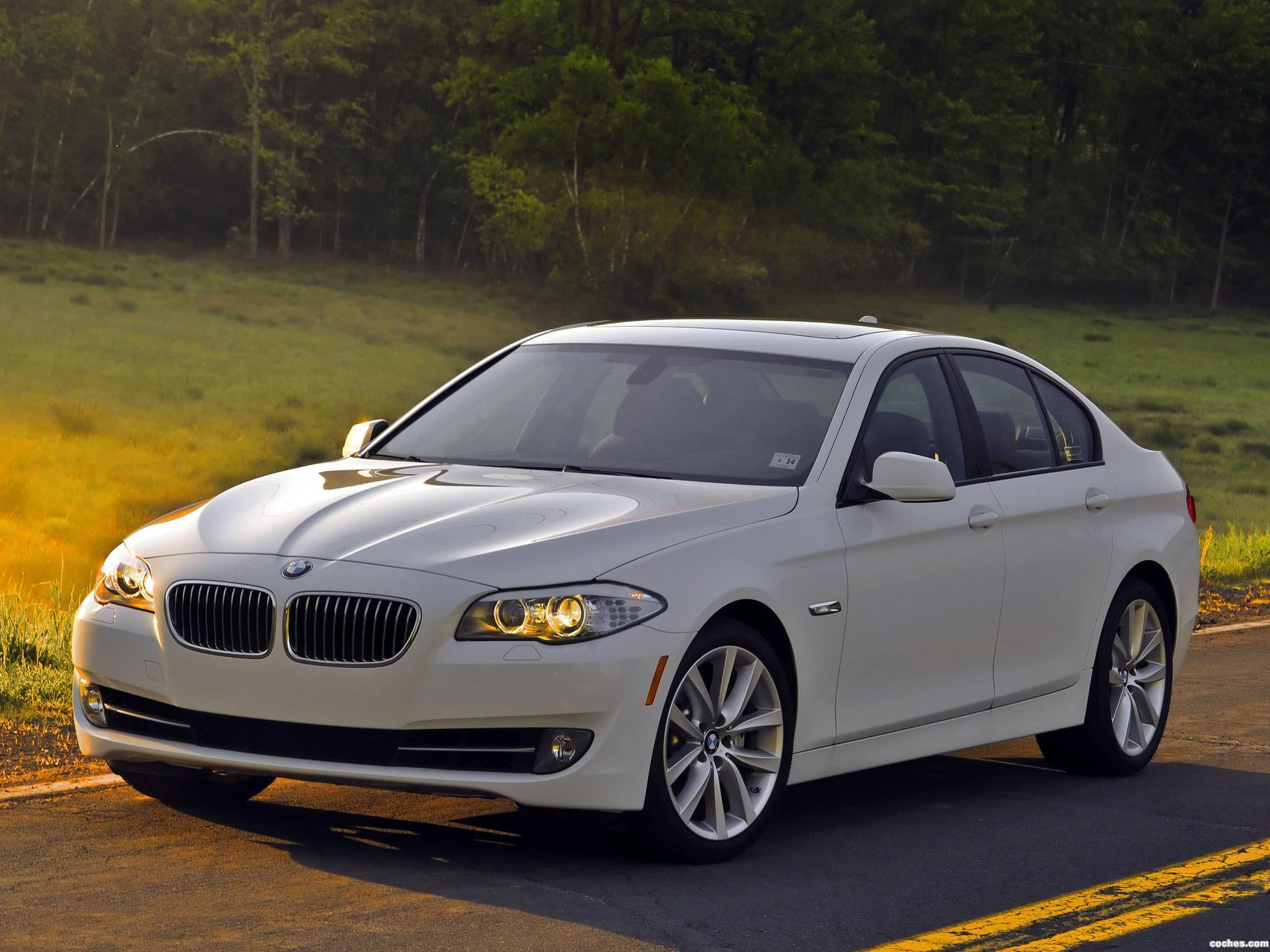 Foto 0 de BMW Serie 5 535i Sedan F10 USA 2010