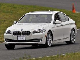 Ver foto 9 de BMW Serie 5 535i Sedan F10 USA 2010