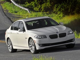 Ver foto 7 de BMW Serie 5 535i Sedan F10 USA 2010